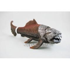 Figura peix Dunkleosteus Schleich