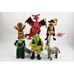 Colección 2 figuras Shrek