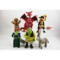 Col·lecció 2 figures Shrek
