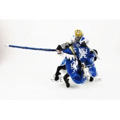 Figura Caballero Torneo dragón Azul (Papo)