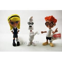 Figuras Peabody & Sherman colección