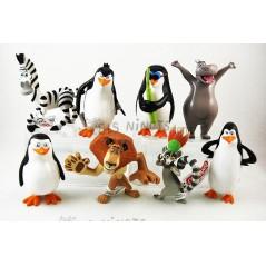 Colección Figuras Madagascar