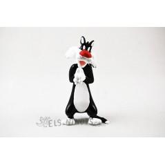 Figura Silvestre Looney Tunes