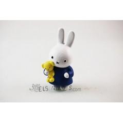 Figura Miffy con Osito