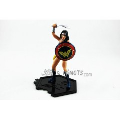 Figura Wonder Woman Liga de la Justicia