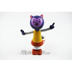 Figura Misha La gata Violeta