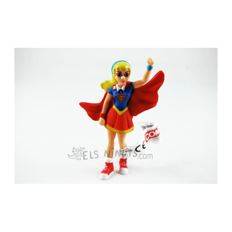 Figura Supergirl Super Hero Girls