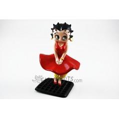 Figura Betty Boop vestido al viento