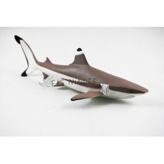 Figura Tiburón punta negra Papo