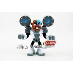 Figura Cyborg Teen Titans Go