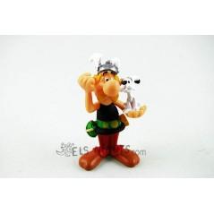Figura Asterix con Idéfix