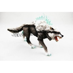 Figura Lobo de Nieve