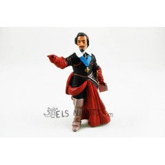 Figura Cardenal Richelieu Papo