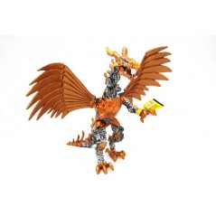 Figura dragón Mecánico (Plastoy)
