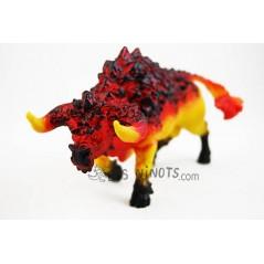 Figura Toro de Fuego