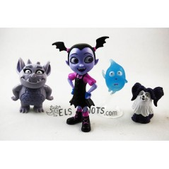 collection figurines vampirina