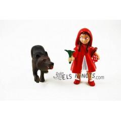 Figuras Caperucita roja (Papo)