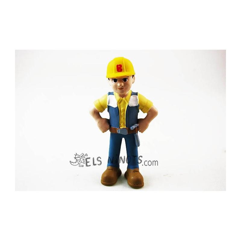 Figurine Bob Le Bricoleur Elsninots Com