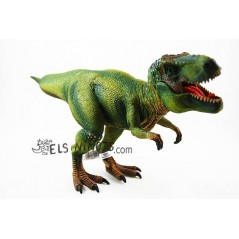 Figura Tiranosaurio Rex verde claro Schleich