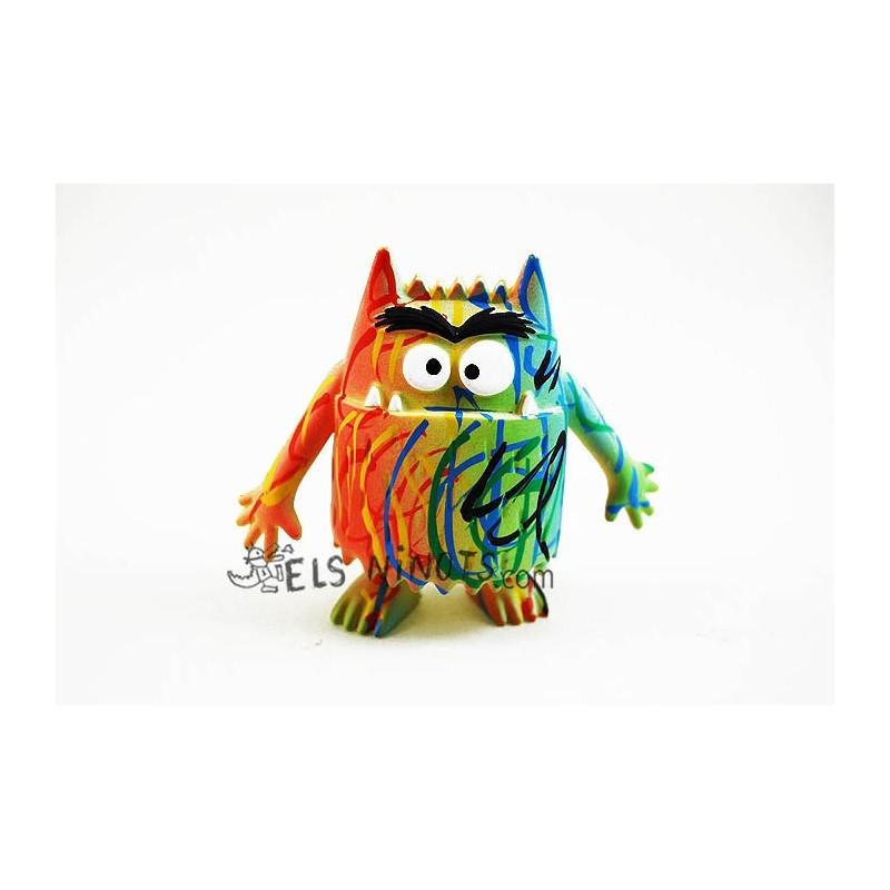 Figura Monstruo Multicolor