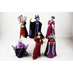 Col·lecció figures les Malvades de Disney