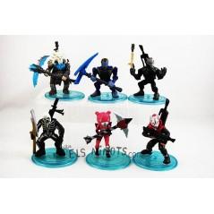 Colección figuras Fortnite