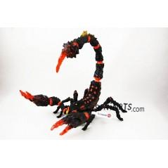 Figura Escorpión de Lava