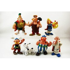 Figuras Asterix y Obelix Comics Spain