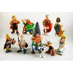 Colección Figuras Asterix y Obelix