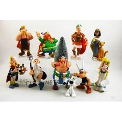 Col·lecció Figures Asterix i Obelix