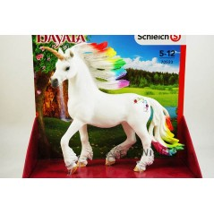 Figura Unicornio Arcoiris