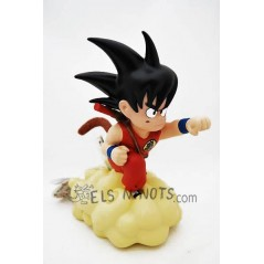Guardiola Goku nuvol