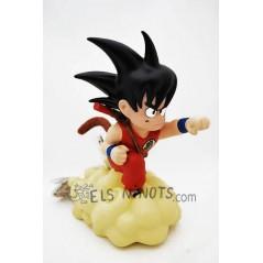 Hucha Goku nube