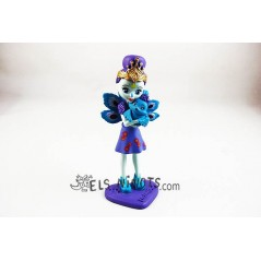 Figura Patter Peacock y Flap
