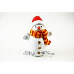 Figura Muñeco de nieve