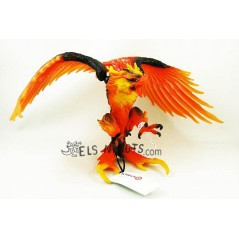 Figura Águila de fuego