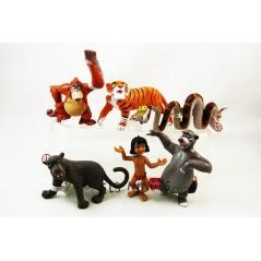 Colección figuras Disney el Libro de la Selva