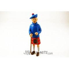 Figura Tintín Escocés