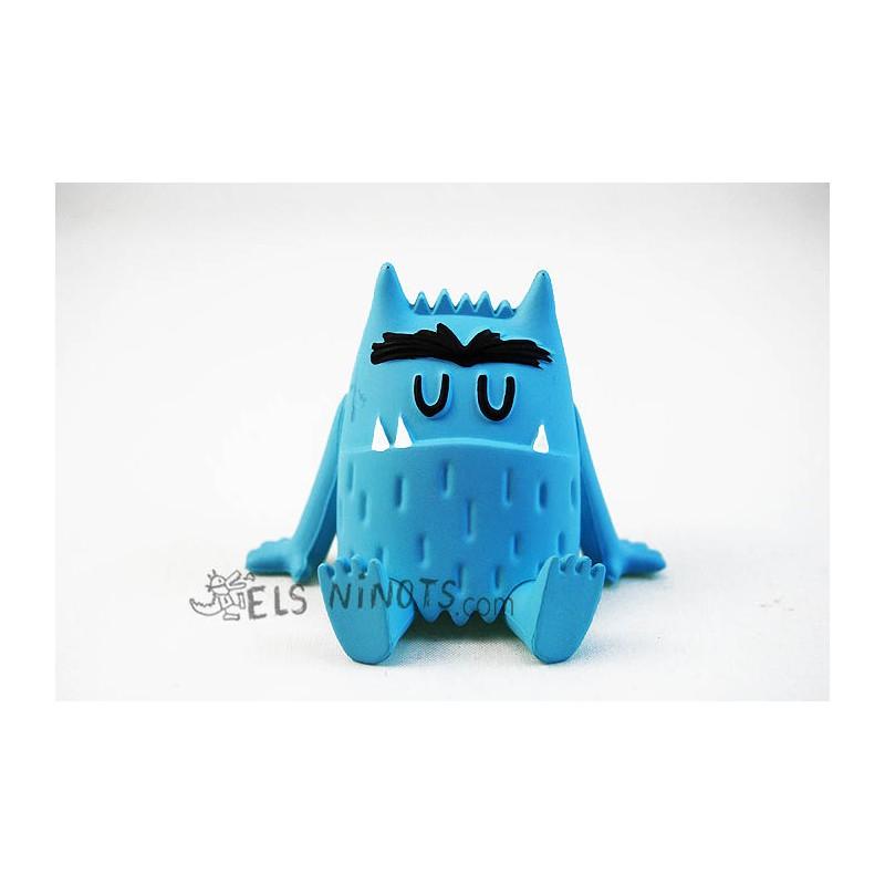 figurine monstre triste monstre de couleurs