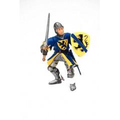 Figura Caballero Azul de Flandes (Papo)
