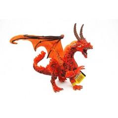 Figura el gran Dragón de Fuego (plastoy)