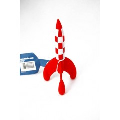 Figura cohete de Tintín