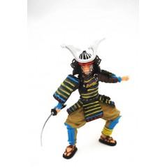 Figura Samurai con katana (Plastoy)
