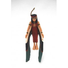 Figura egipcia diosa Maat (Plastoy)