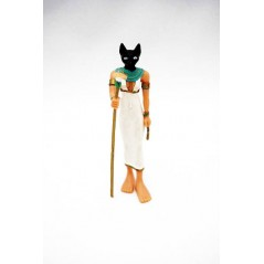 Figura egipcia diosa Bastet (Plastoy)