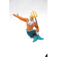 Figura Tritón de la Sirenita