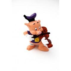 Figura Cerdito Violinista de Disney