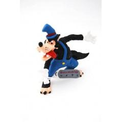 Figura Lobo feroz de Disney