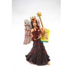 Figura Hada con bebé dragón (Plastoy)