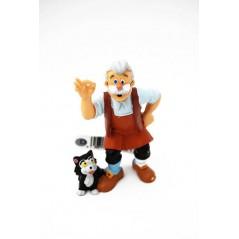 Figura Gepetto de Pinocho Disney